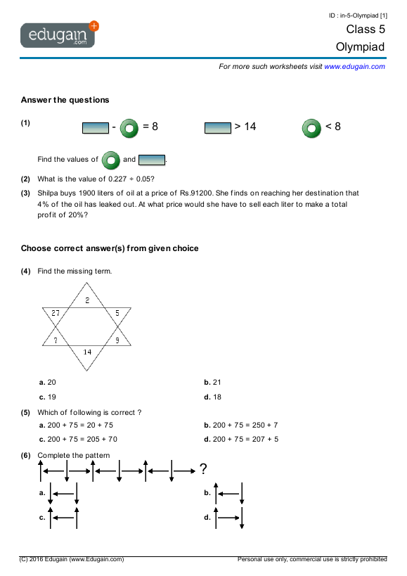 Pearson Education Math Worksheets Grade 6 28 Images Pearson